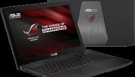 Asus Gamming GL552VX Core i5 6300HQ / Ram 8GB / HDD 1TB / Nvidia GTX 950M – mới 99% (Bảo hành chính hãng)
