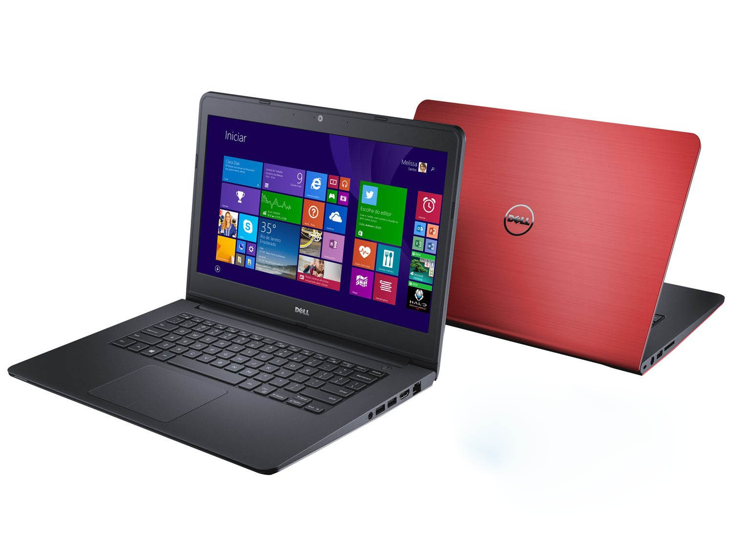 "Dell Inspiron 5447 | i7 4510U | RAM 4GB |HDD 500GB | 14"" HD 
