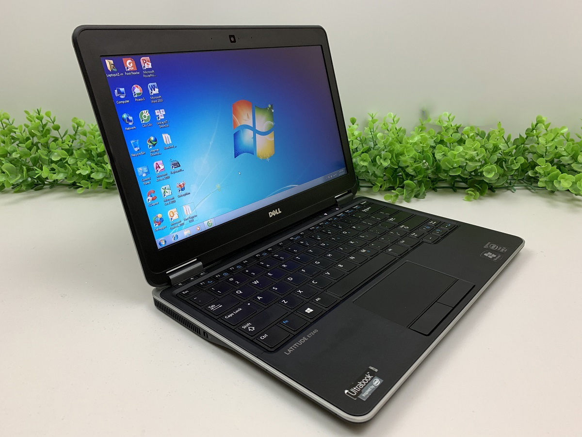 "Dell Latitude E7240 i5 4300U | RAM 4 GB | SSD 128GB | 12.5"" HD 