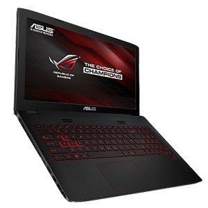 Asus GL552JX Core i5 4200H / Ram 6GB HDD 1TB / Nvidia GTX 950M 4GB