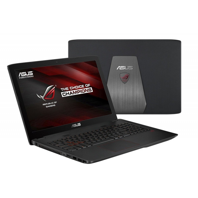 Asus GL552VW Core I7 6700HQ / 8GB / HDD 1TB / Nvidia GTX960M