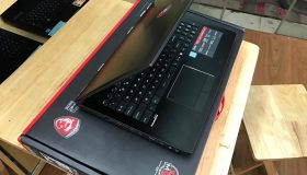 MSI GP62 6QE Core i7-6700HQ/4GB/SSD 128GB / 15.6 inch FHD / GTX 950M –  FULL Box
