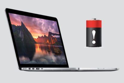 Cách kiểm tra số lần sạc pin trên Macbook