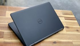 Dell Latitude E7450 Core I5 5300U RAM 8G Ổ Cứng SSD 256G Màn Hình 14.0 HD