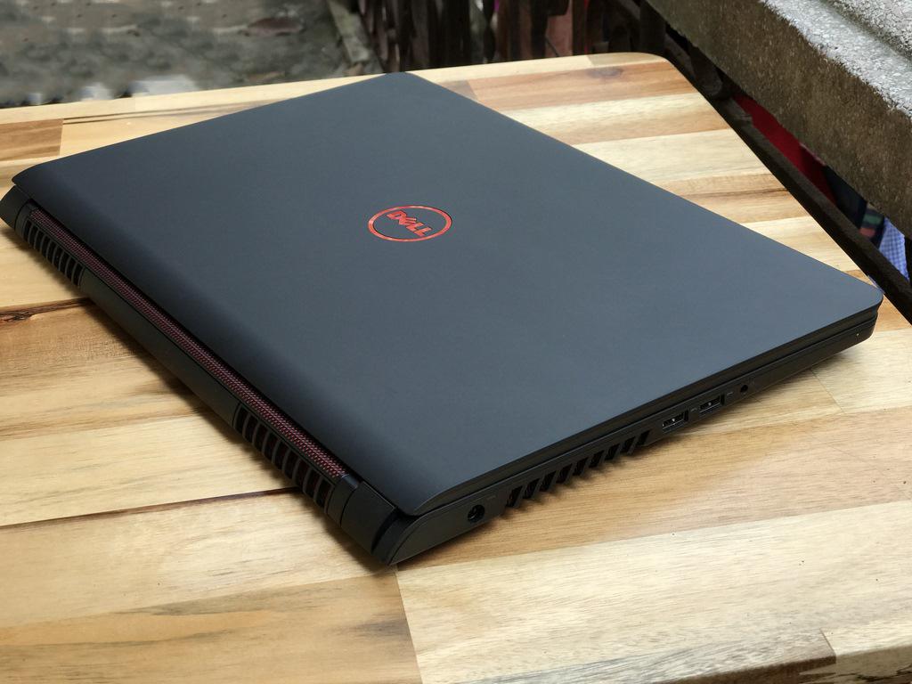 "Dell Inspiron 7559 Gaming i5 6300HQ | RAM 4 GB |HDD 1T | 15.6"" Full HD | VGA GTX 960m (4gb)"