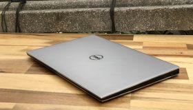 Dell XPS 9343 :Core I7-5500U| Ram 8GB| SSD 256GB| Màn Hình 13inch Full HD IPS Đẹp Likenew – Màu Bạc
