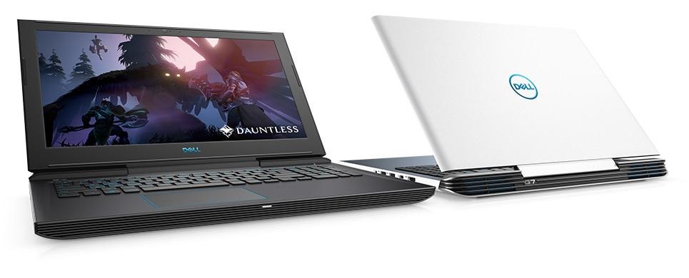 Dell Inspiron G7 7588 Gaming: I5-8300HQ   Ram 8GB   Ssd128GB+HDD500GB   GTX1050TI   15.6FHD Like New