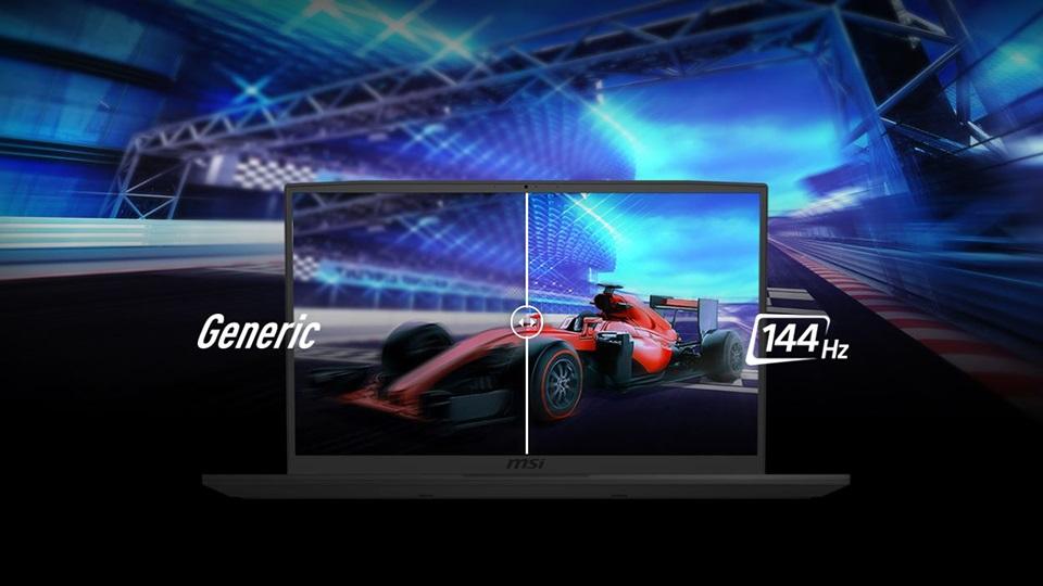 Laptop MSI Gaming GF75 Thin 10SCXR 013VN i7 10750H/8GB/512GB/17.3FHD/GTX1650 4Gb/Win 10