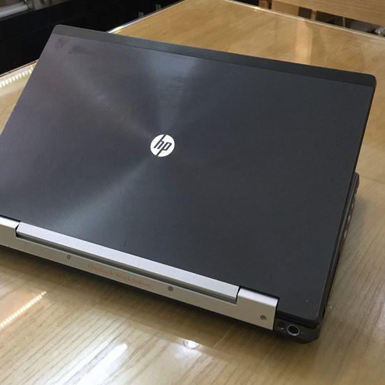 HP Elitebook 8560w ( Core I7 2720QM VGA 2gb Q1000M Ram 8gb Ổ 320gb Màn 15.6 inch FHD )