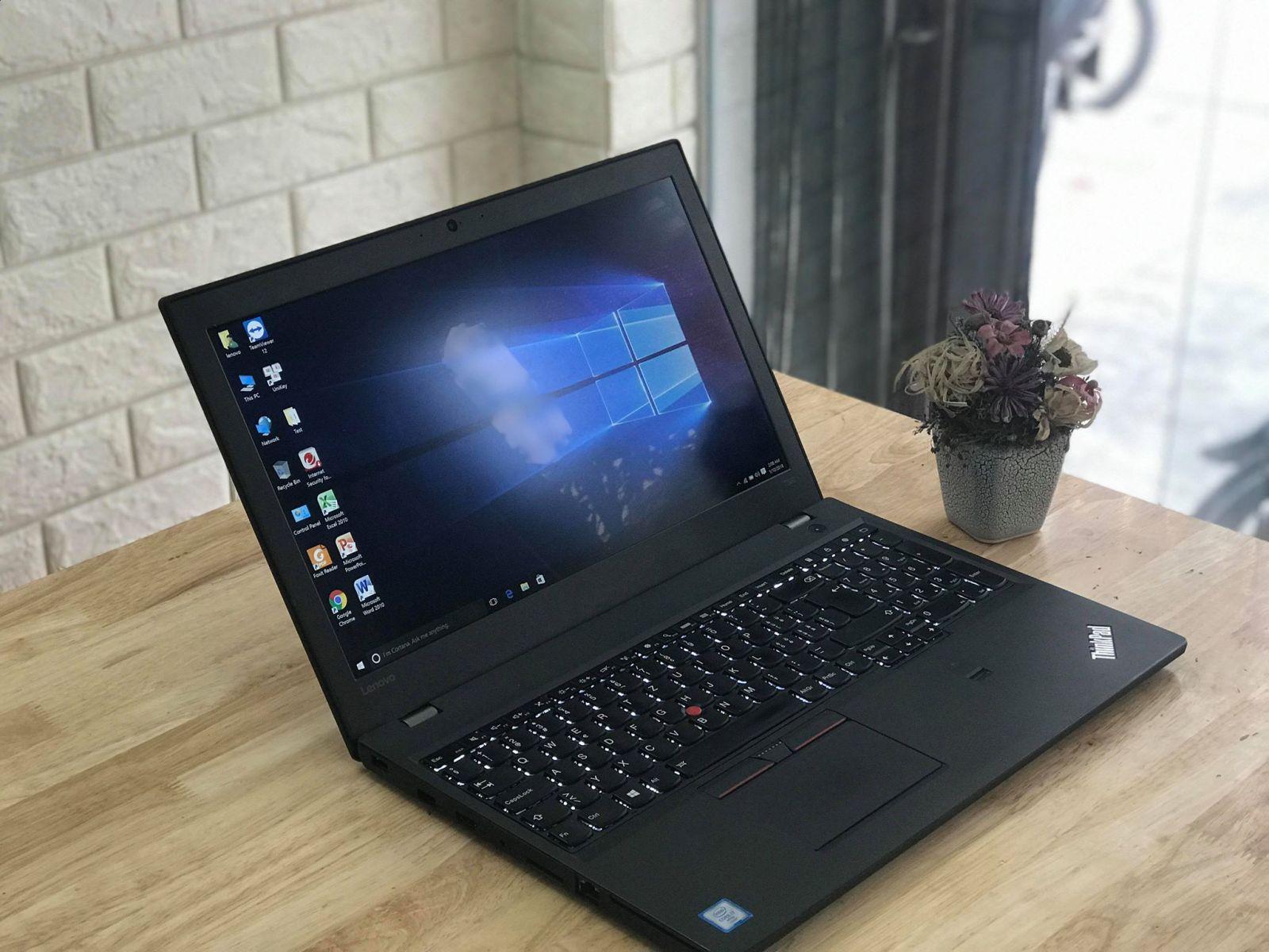 Lenovo ThinkPad T560 i7 6600U 8GB SSD 256GB 15.6″ 3K